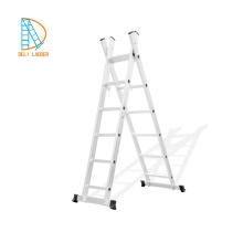 Алюминиевые лестницы крыши 5.34m, свободно стоящая лестница расширения дерева стоящая, алюминиевая складная лестница чердака
