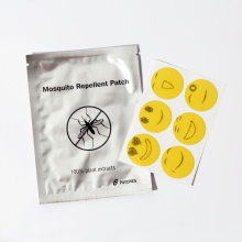La migliore patch anti zanzara all'olio di citronella naturale 100 repellente per zanzare