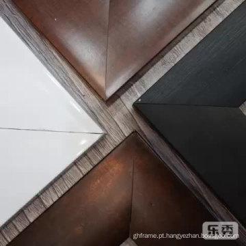 Moldura para moldura de madeira Moldura para moldura de PS