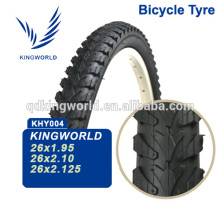Chinese manufacturer different sizes bicycle tire with OEM