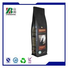 Plastik-Kaffee-Paket