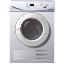7/8 KG white color condenser dryer with heat pump