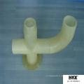 FRP / GFK / Glasfaser T-Stück Vom Kunden gewünscht