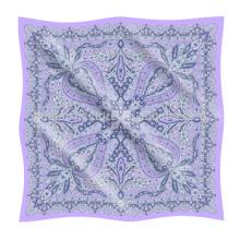 Handkerchief Japanese Paisley Pattern Small Square Handkerchief