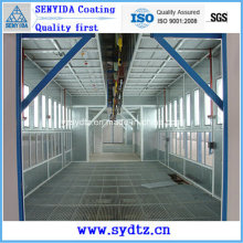 Hot Powder Coating Machine / Spray Painting Line (Equipamento de pintura)