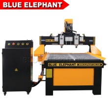 blue Elephant Wood Carving Machine with DSP A11 Control System