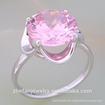 anillo de plata diseña a las mujeres 2018 anillos de nuevo diseño joyería de plata anillo de plata nuevo modelo 925 La joyería chapada en rodio es su buena elección
