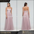 Hot China supplier grecian style maternity evening dress