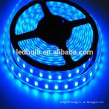 RGB flexible led strip OEM offered blue color 5050 led strip light