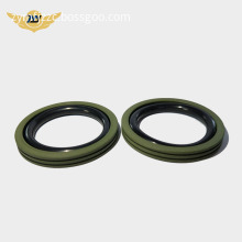 Filled ptfe hydraulic rotary shaft seal GNS