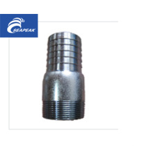 Galvanized Steel King Combination Nipple (KC Nipple)