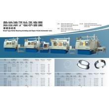 Linha automática da máquina super do moedor do rolamento do CNC do revestimento