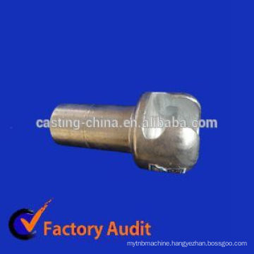 Ductile iron casting ball head shackle,socket eye,electric power fitting