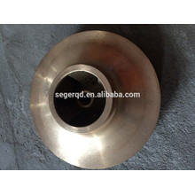 High precision bronze impeller