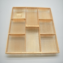 Plastic Cookie Tray for Packaging