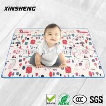 SGS EN71-Zertifizierung, PU-Material Kinder spielen Matten, Baby Krabbeln Matten