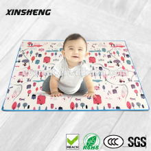SGS и аттестацией en71, материал PU дети играют коврики, ребенка ползать матс