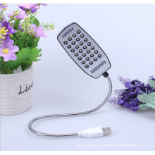 Hot sales stall small night light / laptop keyboard led light usb