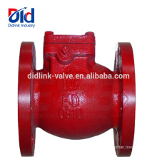 Air Compressor Duckbill Plastic Wafer Swing Vertical Cast Iron Ji 4 Ball Check Valve Direction