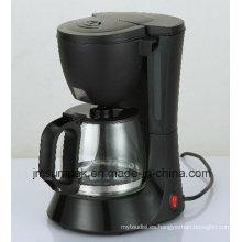 4-6 tazas barato vidrio Jarra portátil cafetera de goteo