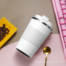 Business Cooperation Gift Double Walled Lid Vacuum Insulated Pattern Tumbler
