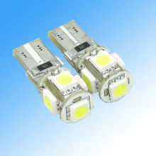 w5w canbus t10 light 5smd