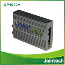 GPS Vehicle Tracker admite dos tarjetas SIM