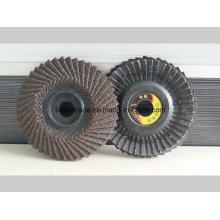 Meule abrasive abrasive de vente chaude / disque abrasif d'aileron