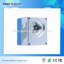 Escáner láser galvo económico de 10 mm de apertura para marcado láser Escáner láser 12 mm de yag Cabezal de escáner 532nm galvo
