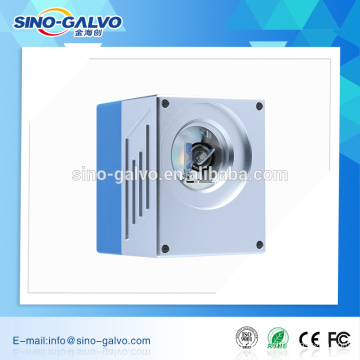 10mm aperture economical galvo laser scanner for laser marking 12mm yag laser scanner 532nm galvo scanner head