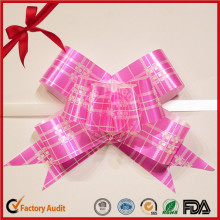 Eco-Friendly Polyester Ribbon Pull Butterfly Bow