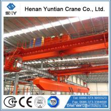 Electrical Magnet Overhead Crane QC Model Double Girder 30 ton Overhead Traveling Crane