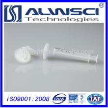 100pcs/pk 13mm 0.22um pore size PVDF Hydrophilic Welded Syringe Filter
