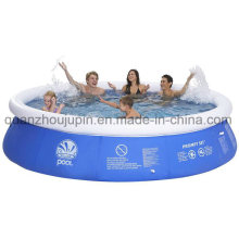 Custom PVC Adult Kids Folding Inflatable Swimming Pool