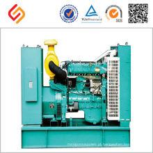 2014 venda quente! ISO9001: 2000 GB / T2820.1997 4-stroke usado conjunto gerador diesel