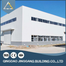 Modern Steel Structure Prefab Four Storey Parking