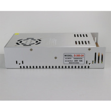24V 15A High Power 360W schakelende voeding