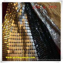 Dekorative Maschendraht- / Metallvorhang-Maschen-Zustimmung ISO