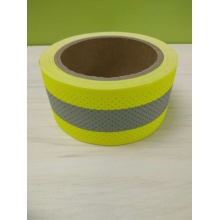 Hollowed Flame Retardant Warning ReflectiveTape