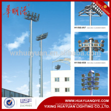 15m 30m street mast flood lighting poles