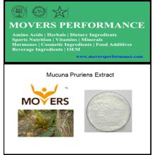 Extracto Natural: Extracto de Mucuna Pruriens, Levodopa 98% (L-Dopa)