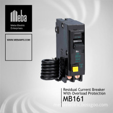 Meba Residual Current Circuit Breaker with Overload Protection (RCBO) MB161
