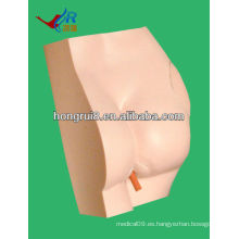 Modelo de entrenamiento médico VENTA CALIENTE para la inyección de nalga