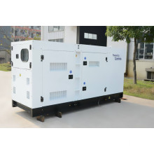 48kw Soundproof type Cummins Diesel Generator Set