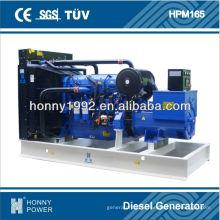 Générateur de puissance Lovol 60Hz 120KW, HPM165, 1800RPM