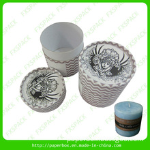 Candle Box/Candle Packaging Box/Round Paper Tube Box/Cylinder Box