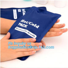 Food grade gel Ice Pack for Lunch bags, non woven fit & fresh cool lunch ice packs, Freezer Blocks Packs Cool Ice Box Bag