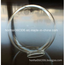 Hotsale Clear and Opal Handmade Glass Globe for Lamp Cover