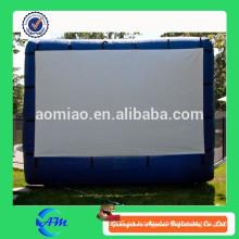 Estilo azul de la pantalla de la película de la película mini para la venta