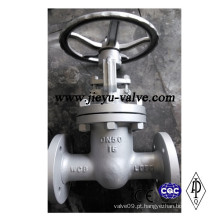 DIN GB Pn16 válvula de portão de aço carbono Fornecedor
